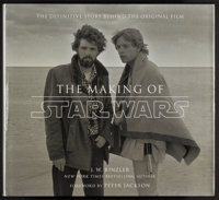 """The Making of Star Wars (Ballantine, 2007). Autographed Hardcover Book (362 Pages, 11"""" X 12""""). Science Fiction..."""