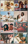 """Movie Posters:Comedy, Cheech and Chong Lot (Various, 1980-84). Lobby Card Set of 8, LobbyCards (8) (11"""" X 14""""), & One Sheet (27"""" X 41""""). Comedy....(Total: 17 Items)"""