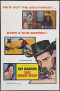 """Movie Posters:Western, The Hard Man & Others Lot (Columbia, 1957). One Sheets (3) (27"""" X 41""""). Western.. ... (Total: 3 Items)"""