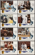 """Movie Posters:Mystery, The Midnight Man & Other Lot (Universal, 1974). Lobby Card Setsof 8 (2) (11"""" X 14""""). Mystery.. ... (Total: 16 Items)"""