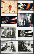 "Movie Posters:Science Fiction, 2010 (MGM/UA, 1984). Press Kit (10"" X 12"") and Color Photos (12)(8"" X 10""). Science Fiction.. ... (Total: 13 Items)"