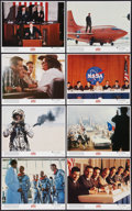 "Movie Posters:Adventure, The Right Stuff (Warner Brothers, 1983). Mini Lobby Card Set of 8(8"" X 10""). Adventure.. ... (Total: 8 Items)"
