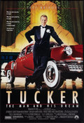 """Movie Posters:Drama, Tucker: The Man and His Dream (Paramount, 1988). One Sheet (27"""" X 41""""). Drama.. ..."""