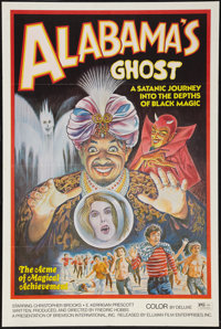"Alabama's Ghost & Other Lot (Ellman Enterprises, 1973). One Sheets (2) (27"" X 41"" & 28"" X 42""..."