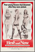 "Movie Posters:Sexploitation, Initiation (Cinepix Film Properties, 1970). One Sheet (27"" X 41"").Sexploitation. Alternate Title: Here and Now. ..."