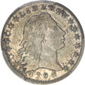Early Half Dimes, 1795 H10C VF35 PCGS. V-4, LM-10, R.3....
