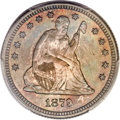 Seated Quarters, 1879 25C MS66 PCGS....