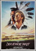 """Movie Posters:Western, Dances with Wolves (Constantin Film, 1991). German A1 (23.5"""" X33""""). Western.. ..."""