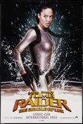 """Movie Posters:Action, Lara Croft Tomb Raider: The Cradle of Life (Paramount, 2003).Comic-Con Promotional Poster (13.25"""" X 19.75""""). Action.. ..."""