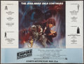 "Movie Posters:Science Fiction, The Empire Strikes Back (20th Century Fox, 1980). Subway (44.5"" X59""). Science Fiction.. ..."