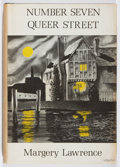 Books:Mystery & Detective Fiction, Margery Lawrence. Number Seven Queer Street. Mycroft & Moran, 1969. First edition, first printing. Toning to dj ...