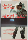 Books:Biography & Memoir, [Astronaut]. Charlie & Dotty Duke. SIGNED. Moonwalker. Nelson, 1990. Second printing. Signed by Charlie Duke, ...