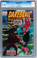 Bronze Age (1970-1979):Superhero, Daredevil #65 (Marvel, 1970) CGC NM/MT 9.8 White pages....