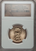 Presidential Dollars, 2010-D $1 Abraham Lincoln, Brilliant Uncirculated NGC. (#417281)...