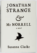 Books:Mystery & Detective Fiction, Susanna Clarke. SIGNED. Jonathan Strange & Mr. Norrell. Bloomsbury, 2004. First edition, first printing. Signe...