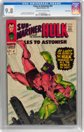 Silver Age (1956-1969):Superhero, Tales to Astonish #87 Pacific Coast pedigree (Marvel, 1967) CGC NM/MT 9.8 Off-white to white pages....