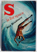Books:Science Fiction & Fantasy, Ray Bradbury. SIGNED. S Is For Space. Doubleday, 1966. Firstedition, first printing. Signed by the author. Pric...