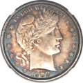 Barber Half Dollars, 1908-O 50C MS66 NGC....
