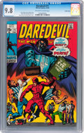Bronze Age (1970-1979):Superhero, Daredevil #71 Pacific Coast pedigree (Marvel, 1970) CGC NM/MT 9.8Off-white to white pages....