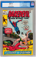Bronze Age (1970-1979):Superhero, Daredevil #77 (Marvel, 1971) CGC NM/MT 9.8 Off-white to white pages....