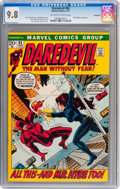 Bronze Age (1970-1979):Superhero, Daredevil #83 Northland pedigree (Marvel, 1972) CGC NM/MT 9.8Off-white to white pages....