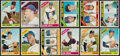 Baseball Cards:Lots, 1966 & 1968 Topps Baseball Collection (525+) With Palmer Rookie. ...