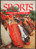Baseball Collectibles:Publications, 1954 Sports Illustrated Magazine Second Issue....