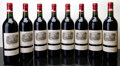 Red Bordeaux, Chateau Lafite Rothschild 1992 . Pauillac. Bottle (8). ... (Total: 8 Btls. )