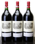 Red Bordeaux, Chateau Lafite Rothschild 1998 . Pauillac. Magnum (3). ... (Total: 3 Mags. )