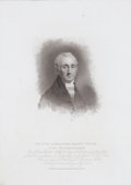 Prints, THE HONORABLE: ALEXANDER FRASER TYTLER, LORD WOODHOUSELEE.19th century. 14-1/2 x 10 inches (36.8 x 25.4 cm)...