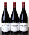 Red Burgundy, Romanee St. Vivant 2005 . Domaine de la Romanee Conti .3lbsl, #02974, 03019, 03021. Bottle (3). ... (Total: 3 Btls. )