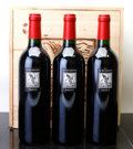 Domestic Cabernet Sauvignon/Meritage, Screaming Eagle Cabernet Sauvignon 2001 . 2lnl, owc. Bottle (3).... (Total: 3 Btls. )