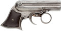 Handguns:Derringer, Palm, Remington-Elliot 4-Shot Derringer....