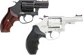 Handguns:Double Action Revolver, Lot of Two Smith & Wesson Revolvers.... (Total: 2 Items)