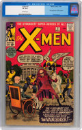 Silver Age (1956-1969):Superhero, X-Men #2 (Marvel, 1963) CGC VF 8.0 Off-white pages....