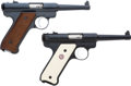 Handguns:Semiautomatic Pistol, Lot of Two Boxed Sturm-Ruger Semi-Automatic Pistols.... (Total: 2 Items)