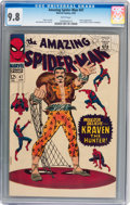 Silver Age (1956-1969):Superhero, The Amazing Spider-Man #47 (Marvel, 1967) CGC NM/MT 9.8 Whitepages....