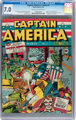 Captain America Comics #1 (Timely, 1941) CGC FN/VF 7.0 Off-white to white pages