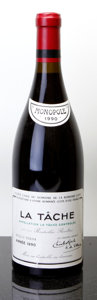 Red Burgundy, La Tache 1990 . Domaine de la Romanee Conti . lscl, #03694. Bottle (1). ... (Total: 1 Btl. )