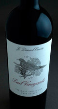 Domestic Cabernet Sauvignon/Meritage, Lail Vineyards Red 2007 . J. Daniel Cuvee. 9-liter (1). ...(Total: 19 )