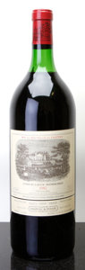 Red Bordeaux, Chateau Lafite Rothschild 1982 . Pauillac. sdc. Magnum (1).... (Total: 1 Mag. )