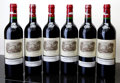 Red Bordeaux, Chateau Lafite Rothschild 2002 . Pauillac. 1lnl, differentimporters. Bottle (6). ... (Total: 6 Btls. )