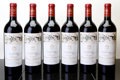 Red Bordeaux, Chateau Mouton Rothschild 2005 . Pauillac. Bottle (6). ...(Total: 6 Btls. )