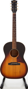 Musical Instruments:Acoustic Guitars, 1964 Gibson LG-1 Sunburst Acoustic Guitar, #163844....