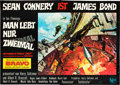 """Movie Posters:James Bond, You Only Live Twice (United Artists, 1967). German A00 Poster(46.5"""" X 67"""").. ..."""