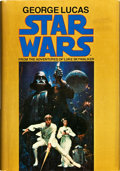 "Movie Posters:Science Fiction, Star Wars, From the Adventures of Luke Skywalker (Del Rey, 1977).Autographed Hardcover Book (183 Pages, 6"" X 8.5"").. ..."