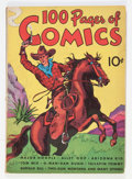 Platinum Age (1897-1937):Miscellaneous, 100 Pages of Comics #101 (Dell, 1937) Condition: FN....