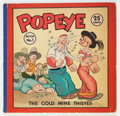 Platinum Age (1897-1937):Miscellaneous, Popeye #1 (David McKay Publications, 1935) Condition: VG/FN....