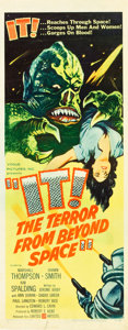 "Movie Posters:Science Fiction, It! The Terror from Beyond Space (United Artists, 1958). Insert(14"" X 36"").. ..."
