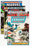 Bronze Age (1970-1979):Miscellaneous, Miscellaneous Bronze to Modern Age Comics Short Box Group (VariousPublishers, 1970s-90s) Condition: Average NM-....
